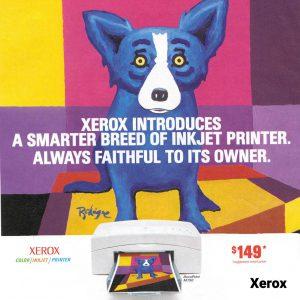 Xerox DocuPrint M750 Printer